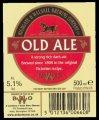 Old Ale - backlabel