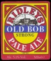 Old Bob Strong Pale Ale - Frontlabel