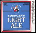 Youngers Light Ale