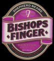 Bishops Finger Kentish Strong Ale - Frontlabel