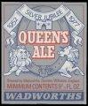 Queens Ale - Silver Jubilee