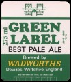 Green label Best Pale Ale