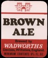 Brown Ale - Front Label