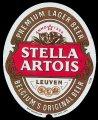 Stella Artois - Front label