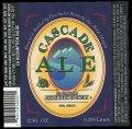 Cascade Ale - Frontlabel