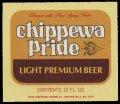 Chippewa Pride - Light premium Beer