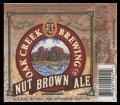 Nut Brown Ale - Neck Label