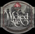 Wicked Ale - large label