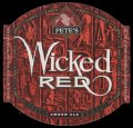 Wicked Red - large label