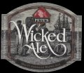 Wicked Ale - small label