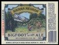 Bigfoot Barleywine Style Ale