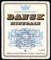 Dansk Minerale - Brystetiket