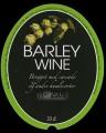 Barley Wine - Brystetiket