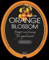 Orange Blossom - Brystetiket