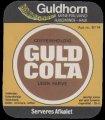 Guld Cola - Brystetiket
