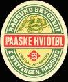 Paaske Hvidt�l - Brystetiket