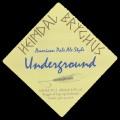 American Pale Ale Style Underground - Brystetiket
