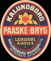 Paaske-Bryg - Brystetiket