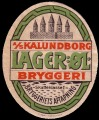 Kalundborg Lager - Brystetiket