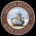 M�rk Kutter�l - Brystetiket