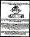 G�rdbryg - Specialbryg