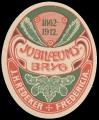 Jubil�umsbryg 1862 - 1912