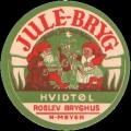 Jule-bryg - Hvidt�l - N. Meyer