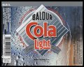 Baldur Cola light 0,5 liter