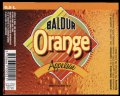 Baldur Orange Appelsin 0,5 liter