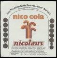 Nico Cola - Brystetiket