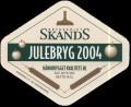 Julebryg 2004 - Brystetiket