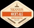 Nicks Ale - Brystetiket