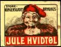 Jule Hvidt�l - Brystetiket