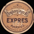 Tr�jborg Lager �l - Expres Aarhus - bryggeriets aftapning