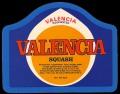 Valencia squash - brystetiket