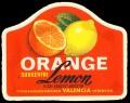 Orange Lemon - sukkerfri