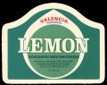 Lemon sukkerfri med saccharin