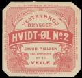 Hvidt-�l no. 2 - Jacob Nielsen Vesterbrogade no. 47 Veile